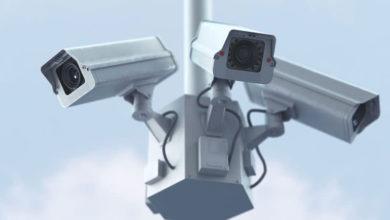 Photo of تركيز 90 % من كاميرات المراقبة في الشوارع